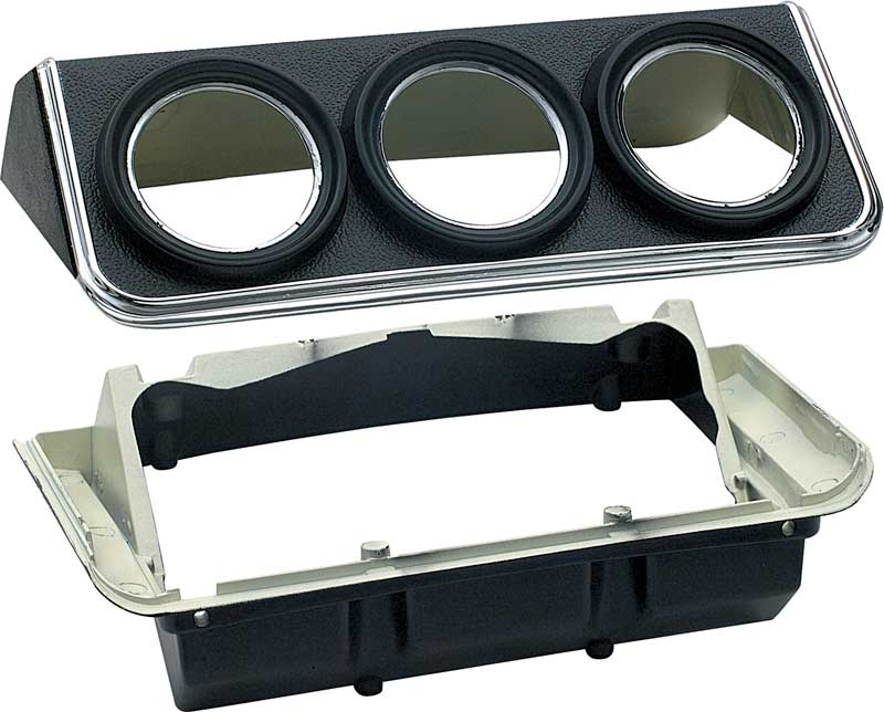 1967 CAMARO CONSOLE GAUGE HOUSING