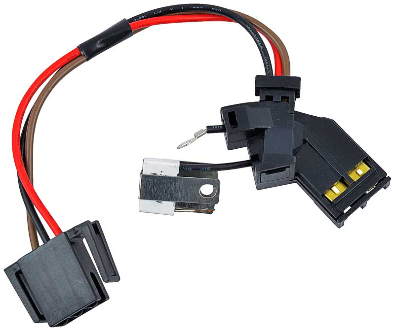 impala parts electrical and wiring wiring and connectors proform hei wire harness and capacitor