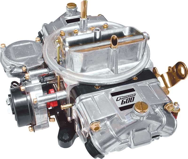 Proform Street Series 650 CFM Carburetor with Vacuum Secondaries and Electric Choke