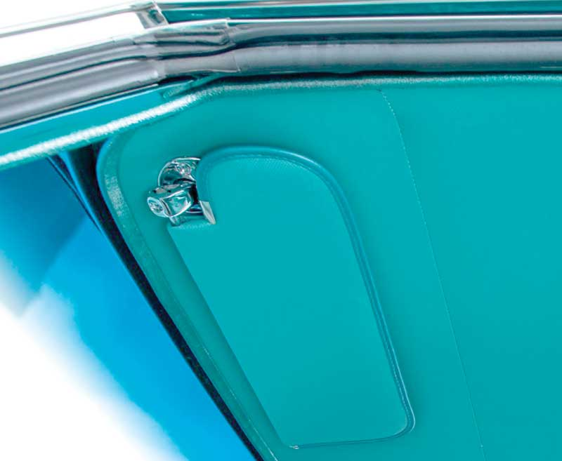 1964-73 Coupe Sun Visor Support
