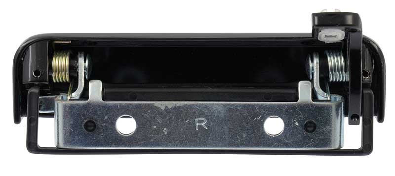1987-93 Mustang/Capri Outer Door Handle Black - RH