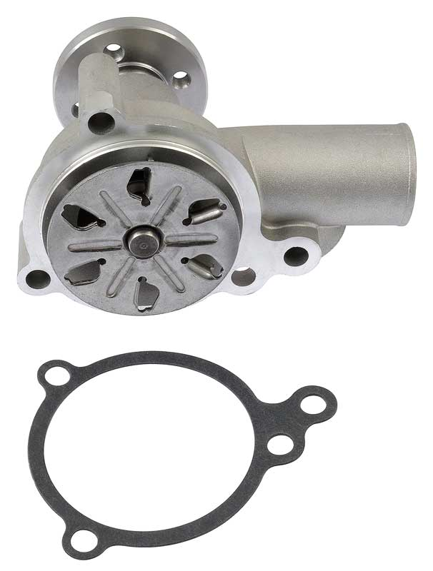 1960-70 Ford 6 Cylinder 170ci, 200ci, Water Pump - Brand New