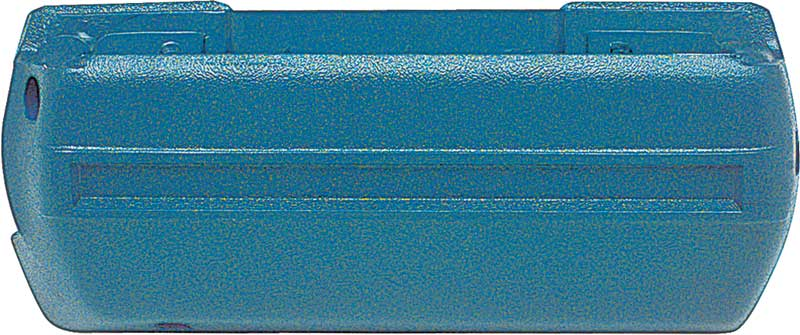 1968-72 GM Arm Rest Base; RH; Medium Blue; Standard Interior; Various Applications