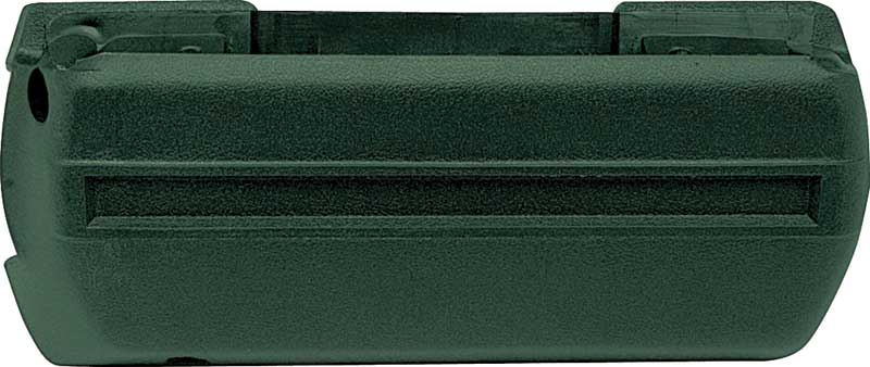 Standard Dark Green Arm Rest Base; RH