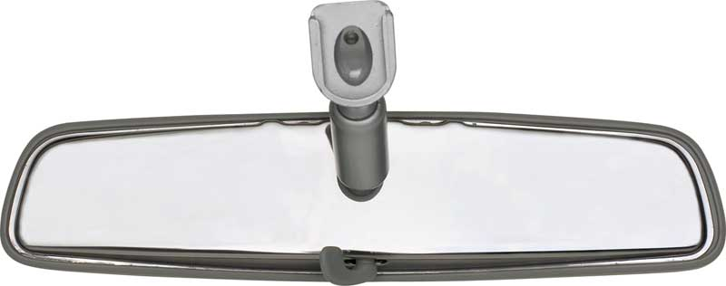 1970-90 10 Chrome Backed Day / Night Inner Rear View Mirror