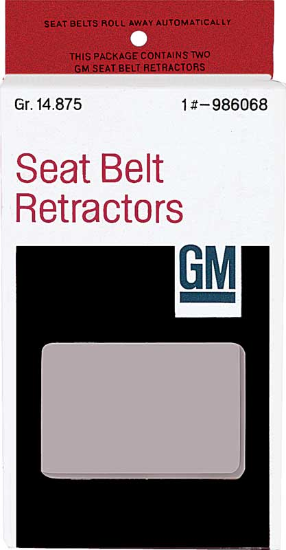 Seat Belt Retractors