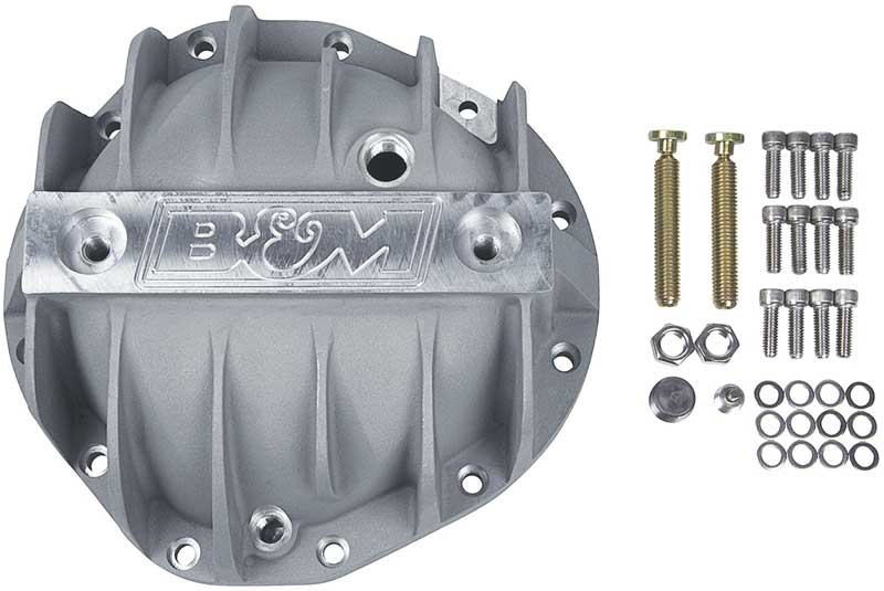 1975-1981 All Makes All Models Parts | A9800122 | 1965-72 Chevrolet/GMC  Truck Aluminum 12-Bolt Differential Cover | Classic Industries