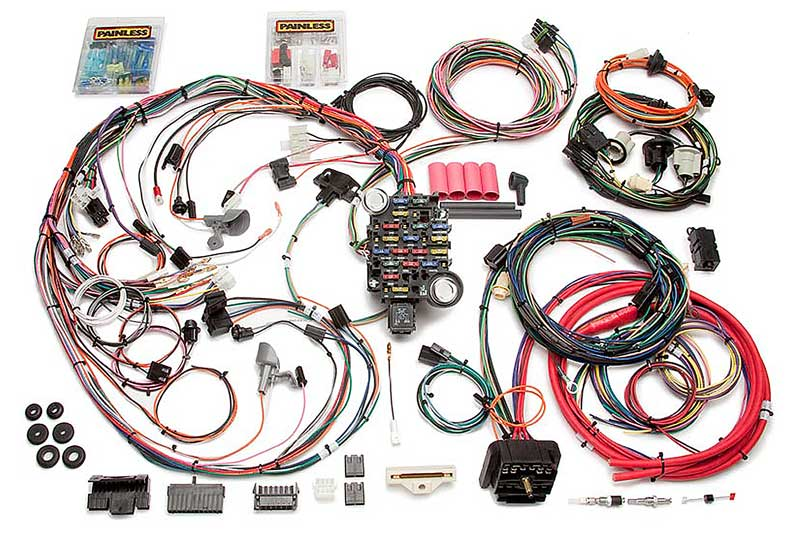 1970 1973 all makes all models parts a9900100 1970 73 camaro 26 circuit chassis wiring. Black Bedroom Furniture Sets. Home Design Ideas
