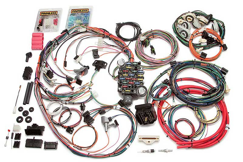1978 1981 all makes all models parts a9900102 1978 81 camaro 26 circuit chassis wiring