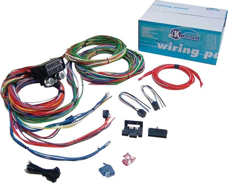 1965 Dodge Dart Parts | Electrical and Wiring | Classic IndustriesClassic Industries