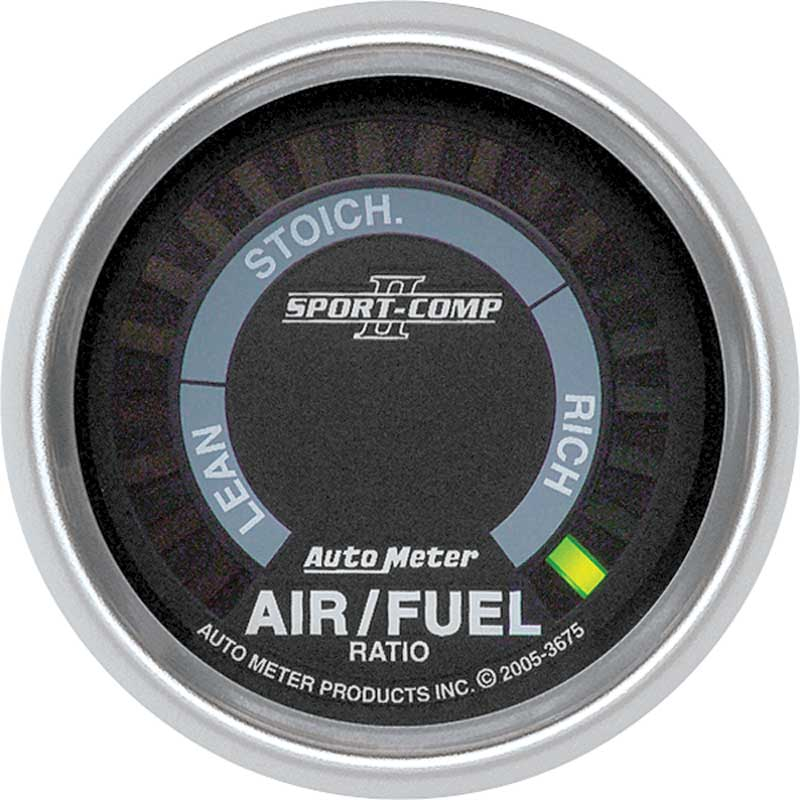 autometer air fuel gauge instructions