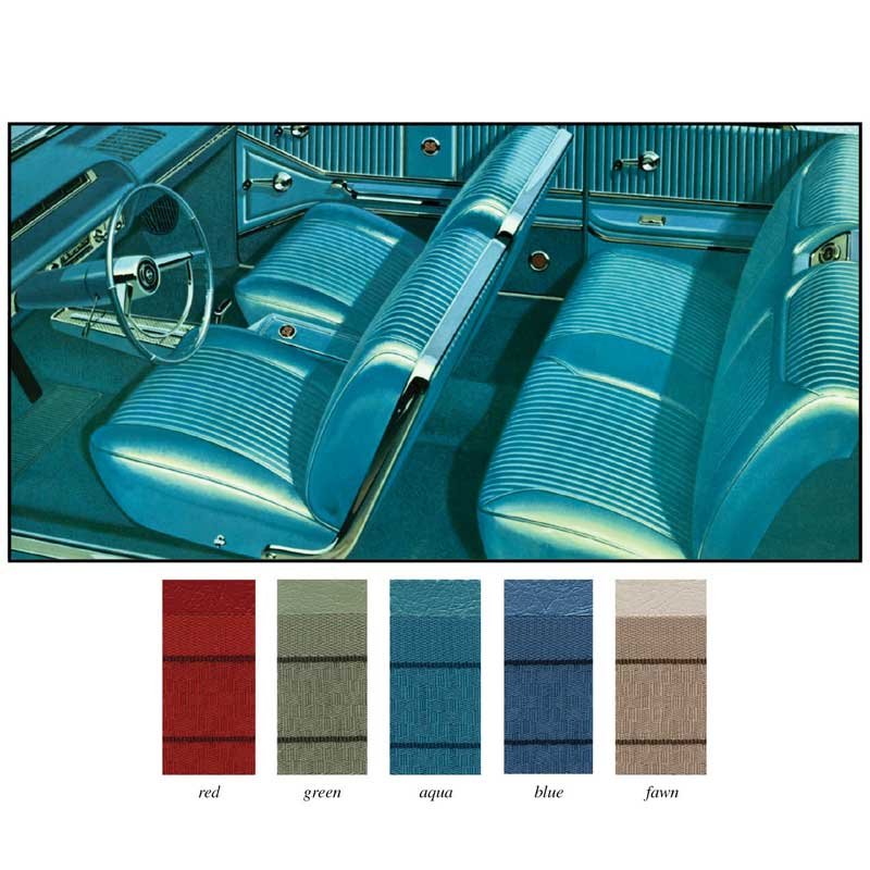 Magnificent 1964 Chevrolet Impala Parts Interior Soft Goods Seat Gmtry Best Dining Table And Chair Ideas Images Gmtryco