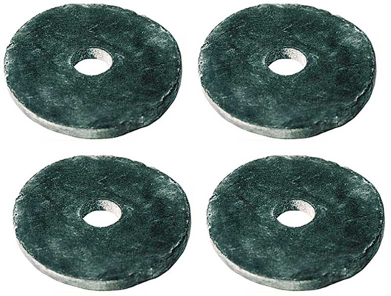 """1939 1940 1941 1946 1948 1949 1950 Buick Chevy washer-type pal nuts 7//16/"""" NOS"""
