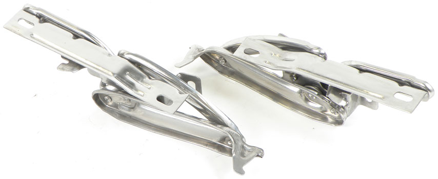 Used 2014 Chevy Impala >> 1962 All Makes All Models Parts | B6201 | 1962 Impala / Full Size Hood Hinges | Classic Industries