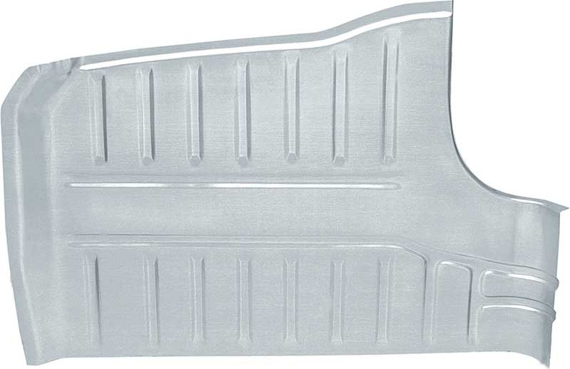 1959-1960 All Makes All Models Parts   B7785   1959-60 Impala / Full Size  Trunk Pan Section