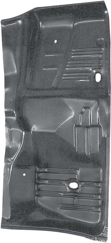 Impala 1961-64 Chevy Biscayne Belair Rear Floor Pans Driver Side