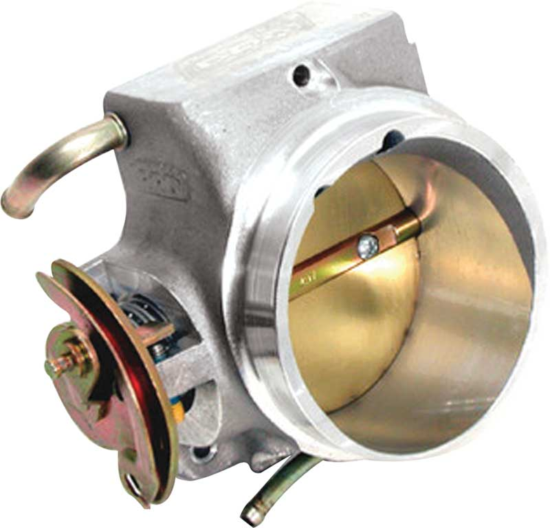 1930-2008 Chevrolet Camaro Parts | BK1710 | 1998-02 LS1/LS6 BBK Performance  85MM Cable Style Throttle Body | Classic Industries