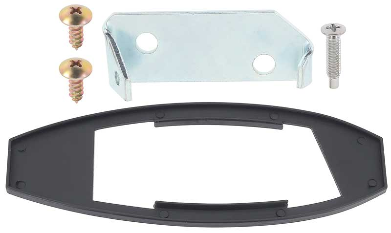Morris Classic CLEAR SHOT V2 MIRROR GM Round Side Rear View Outer Door Pair
