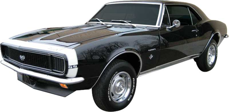 List of Synonyms and Antonyms of the Word: 67 Camaro Parts
