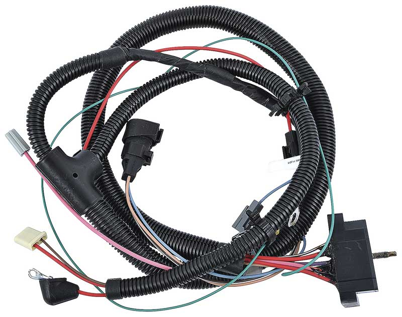 CA05774 1980 pontiac firebird parts electrical and wiring wiring and 1980 trans am wiring harness at mifinder.co