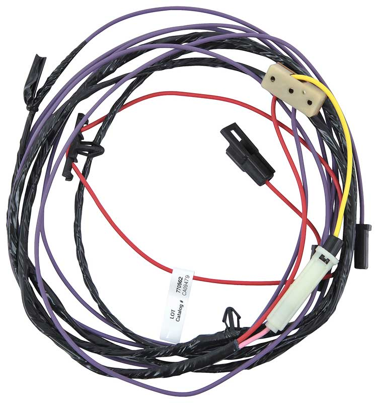 Chevrolet Camaro Parts Electrical And Wiring Wiring