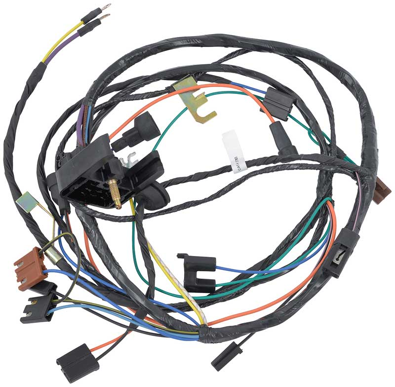 1970 Yenko Nova V8 Engine Harness With Th400 Auto Transmission And Warning Ls: Wiring Harness For 1970 Nova At Submiturlfor.com