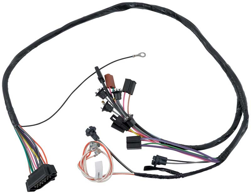 CA70655 1967 chevrolet camaro parts electrical and wiring wiring and 1970 camaro wiring harness at eliteediting.co
