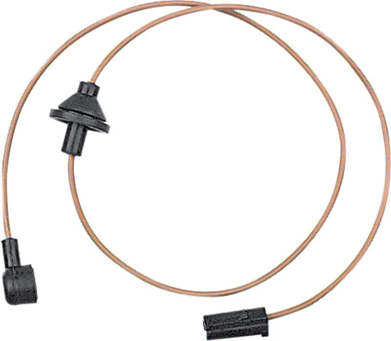 firebird parts electrical and wiring wiring and connectors 1967 68 camaro firebird fuel sender harness