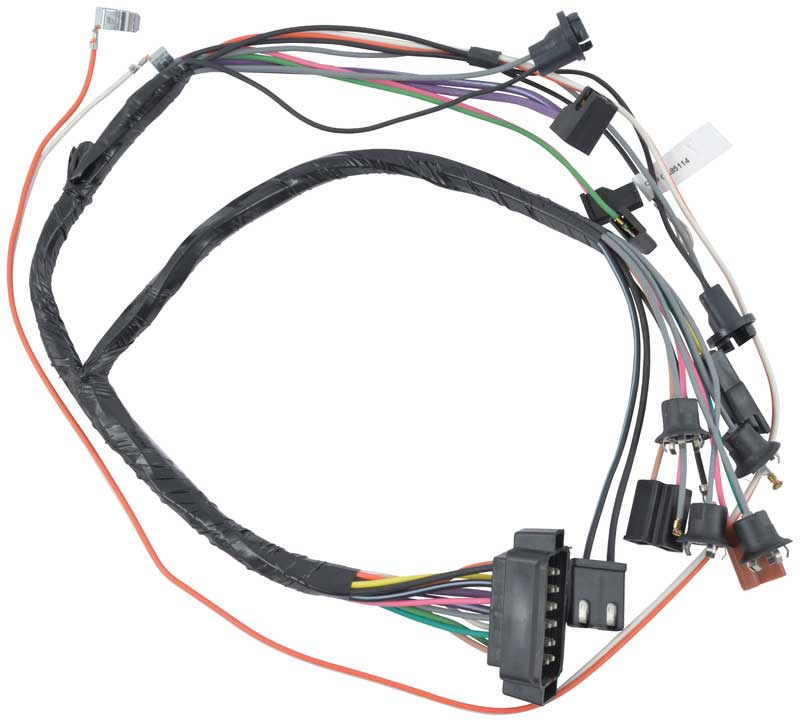 Details About 68 1968 Camaro Engine Wiring Harness Small Block V8 Sb