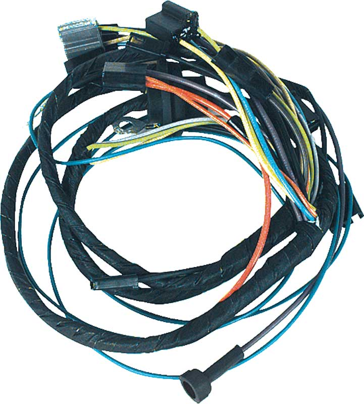 1969 1970 chevrolet camaro parts ca97546 1969 camaro, 1969 70 nova air conditioning wiring harness classic industries Wiring Harness Terminals and Connectors