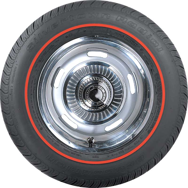 Red Line Tires >> 1955 1970 All Makes All Models Parts Cc3004 15 X 7 Chevrolet Rally