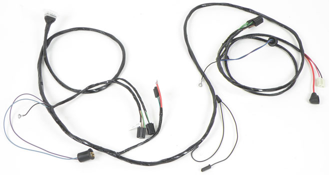CF23518PI 1962 chevrolet impala parts electrical and wiring wiring and