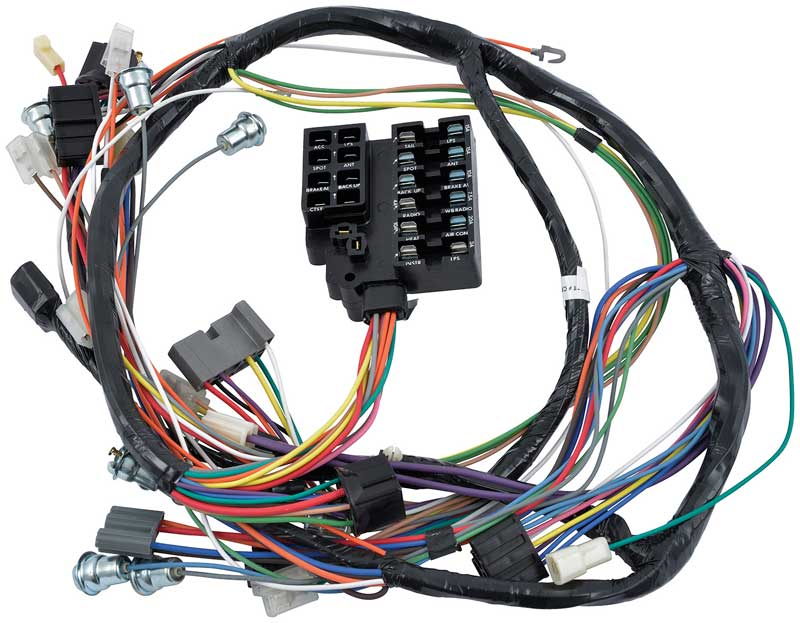 1959 chevrolet impala parts electrical and wiring. Black Bedroom Furniture Sets. Home Design Ideas