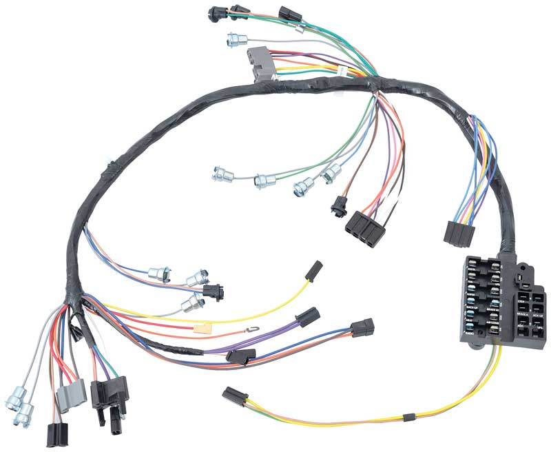 Speed Sensor Harness New Front Right-and-Left for Chevy LH /& RH Chevrolet Impala