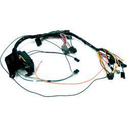 CF30160 1963 chevrolet impala parts electrical and wiring classic 1963 impala wiring harness at eliteediting.co