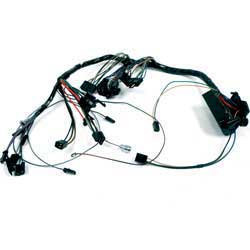 CF30170 1964 chevrolet impala parts electrical and wiring wiring and 1964 impala wiring harness at webbmarketing.co