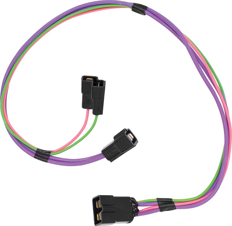 1964 1965 Corvette Engine Starter Wiring Harness With Ac 327 Ebay
