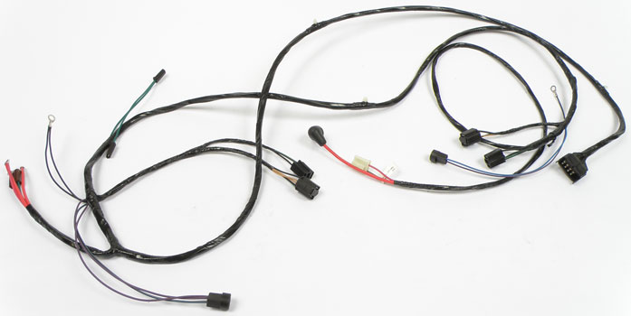 1964 Impala Parts | Electrical and Wiring | Wiring and ...