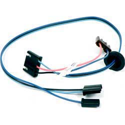 CF45703 1964 chevrolet impala parts electrical and wiring wiring and 1964 impala engine wiring harness at bayanpartner.co