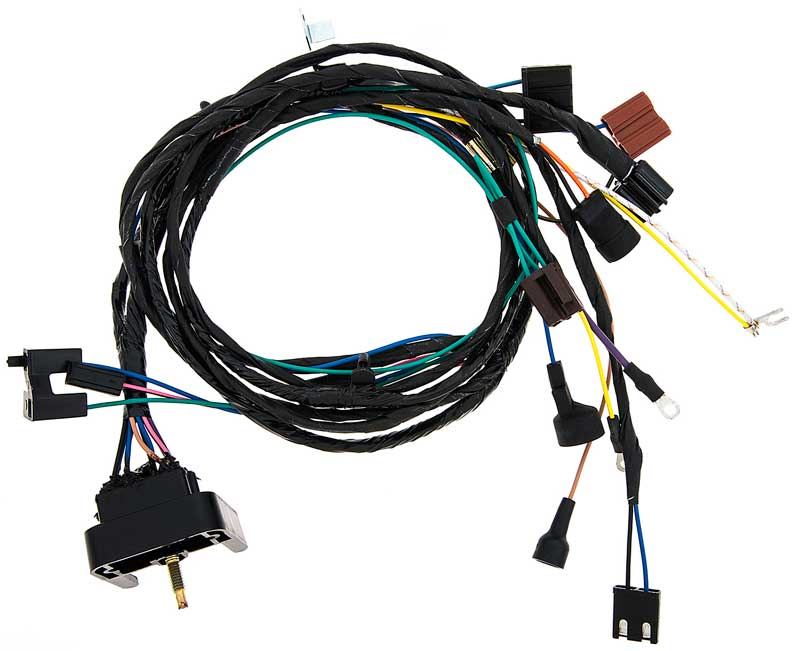 1970 chevrolet impala parts electrical and wiring wiring and rh classicindustries com Automotive Wiring Harness Wiring Harness Connectors