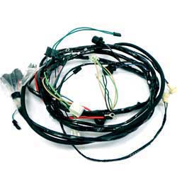 1970 chevrolet impala parts electrical and wiring wiring and rh classicindustries com 1970 impala engine wiring harness Wiring Harness Connectors