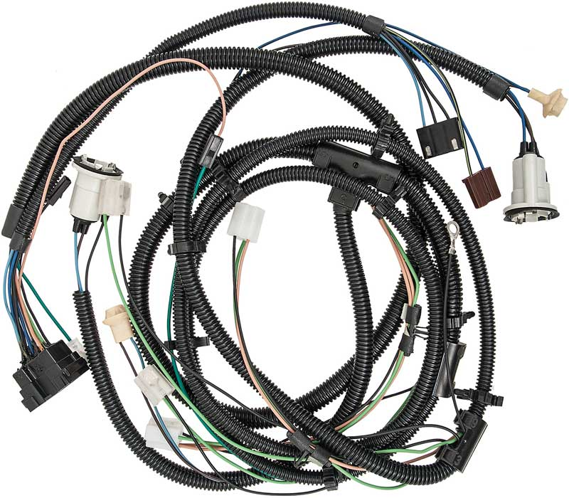 [WLLP_2054]   1973 Chevrolet Impala Parts | Electrical and Wiring | Wiring and | Custom 73 Impala Wiring Harness |  | Classic Industries