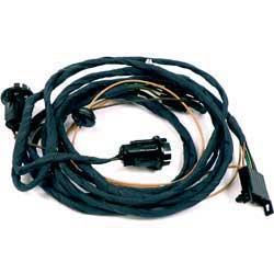 CG51814 1965 chevrolet impala parts electrical and wiring wiring and 1965 impala wiring harness at eliteediting.co