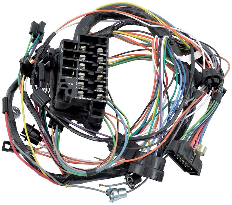CG59090 1965 chevrolet impala parts electrical and wiring classic 1965 impala wiring harness at eliteediting.co