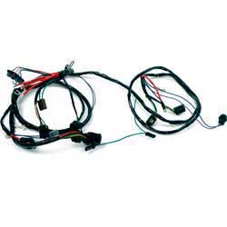 CG59094 1965 chevrolet impala parts electrical and wiring wiring and 1965 impala wiring harness at eliteediting.co