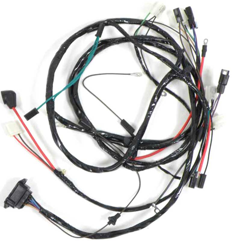 1965 chevrolet impala parts electrical and wiring wiring and rh classicindustries com 1965 impala ss wiring harness 1965 impala ss wiring harness