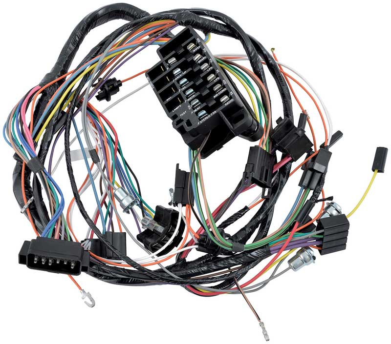 CG59219 1965 chevrolet impala parts electrical and wiring wiring and LS Swap Wiring Harness Diagram at cos-gaming.co