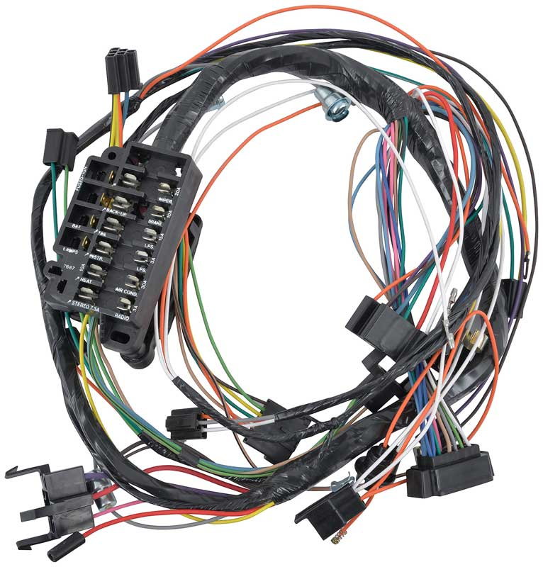 1965 Impala Parts | Electrical and Wiring | | Classic ...