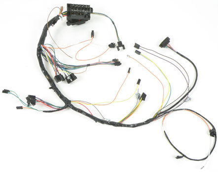 [QMVU_8575]  1966 Chevrolet Impala Parts | Electrical and Wiring | Wiring and | 1966 Impala Wiring Harness |  | Classic Industries