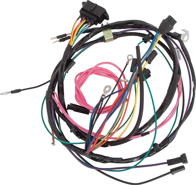 [DIAGRAM_0HG]  1966 Chevrolet Impala Parts | Electrical and Wiring | Wiring and | 1966 Caprice Wiring Harness |  | Classic Industries